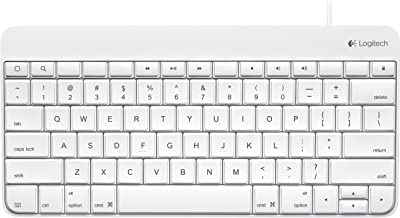 Logitech Wired Keyboard for iPad with 30-Pin Connector