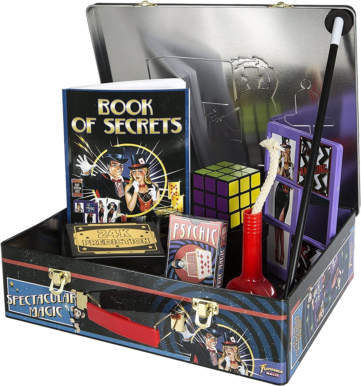 Fantasma Magic - Spectacular Magic Kit 135+ Amazing Tricks (1608-T2890-W)
