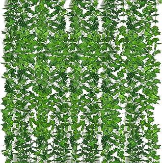 Yidaxing Plantas Hiedra Artificial Decoración Interior y