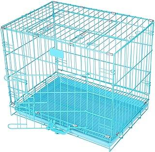 Pet Guard 36-inch Metal Dog Cage (Blue, Large)