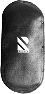 Shoe Covers - RESPECT - Boot Covers: Indoor Reusable Washable Extremely Durable Water Resistant Non Slip - Made in USA - PRODUCT UPDATED on 10/14/2019 (see Product Details)