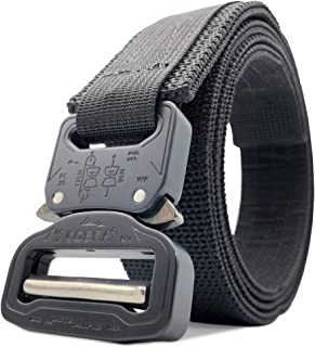 Best tactical belts with cobra buckle Reviews