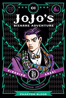JoJo's Bizarre Adventure: Part 1--Phantom Blood, Vol. 1 (1)