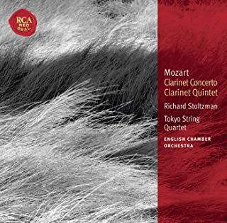 Mozart: Clarinet Concerto K.622; Clarinet Quintet K.581: Classic Library Series