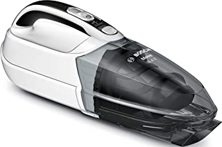 Bosch Move 14.4V Aspirador de Mano, 2 Velocidades, Blanco