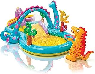 Intex 57135 Dinoland Play Center - Multicolor