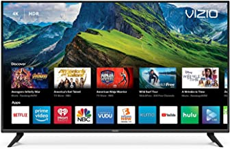 Vizio 4K UHD Full-Array LED Smart TV, 50""