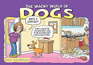 Wacky World of Dogs A4 2019