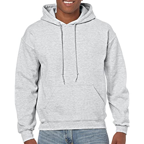 fee52ee34 Men's Grey Hoodie: Amazon.co.uk