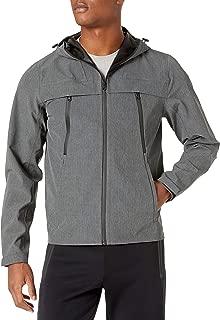 Peak Velocity Amazon Brand Men's Waterproof Full Zip Jacket