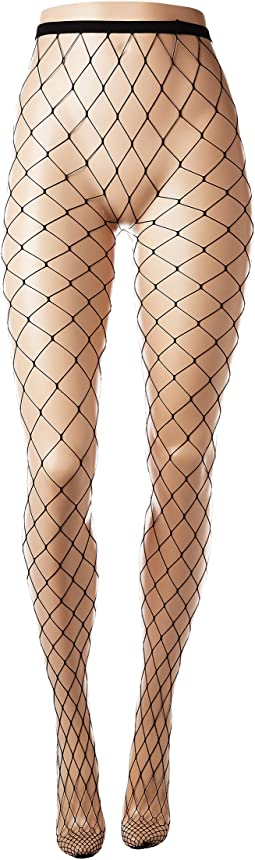 HUE - Large Fishnet Tights