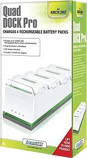 dreamGEAR Xbox 360 Quad Dock Pro (white)