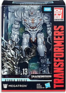 "TRANSFORMERS - 6"" Megatron Action Figure - Revenge of The Fallen - Generations - Studio Series - Takara Tomy - Kids Toys - Ages 8+"