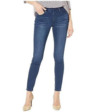 Jag Jeans Petite Petite Bryn Skinny Pull-On Jeans (Mid Vintage) Women
