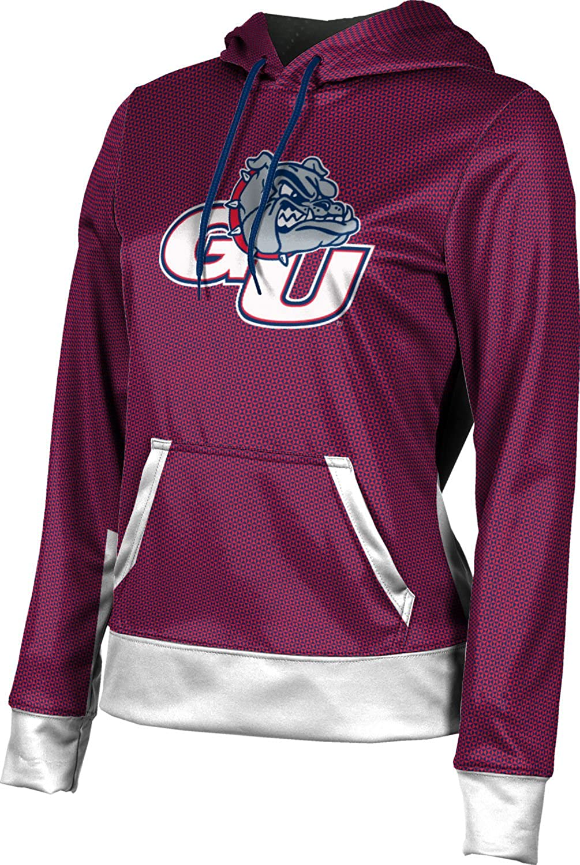 Gonzaga University Girls' Pullover Hoodie, School Spirit Sweatshirt (Embrace)