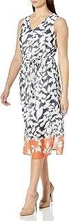 فستان لل نساء مقاس M , متعدد الالوان - فساتين عملية كاجوال Tango/Dark Pacific Multi 2