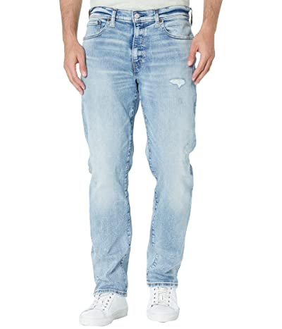 Lucky Brand 223 Straight Advanced Stretch Jeans Cliffside