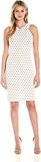 Taylor Dresses Women's Crochet Knit Lace Body Con Halter Dress