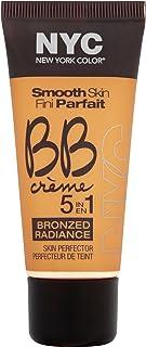N.Y.C. New York Color BB Creme Foundation Bronze, Medium, 1 Fluid Ounce