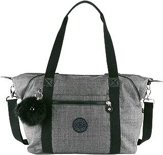 Kipling Art Solid Handbag, Cotton Grey