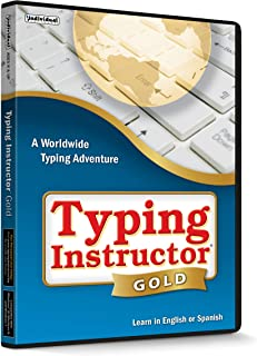 Sponsored Ad - Typing Instructor Gold
