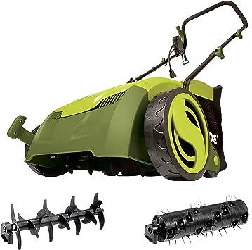 Sun Joe Amp Electric Scarifier & Lawn