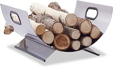 Best stainless steel log holder Reviews