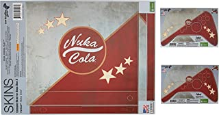Controller Gear Officially Licensed Console Skin Bundle for Xbox One X - Fallout - Nuka Cola