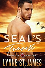 SEAL's Tempest: An Enemies to Lovers Protector Romance (Red Falcon Team Book 2) (English Edition) Format Kindle