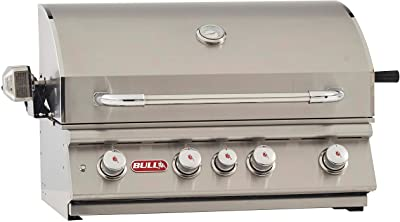 Bull Outdoor Products BBQ 47629 Angus 75,000 BTU Grill Head, Natural Gas