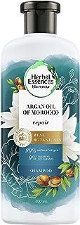Herbal Essences bio Renew Repair Shampoo with Argan Oil of Morocco, 400ml
