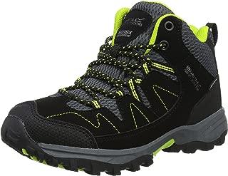 Regatta Great Outdoors Childrens/Kids Holcombe Mid Cut Waterproof Walking Boots
