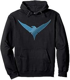 Nightwing Hooded Sweatshirt