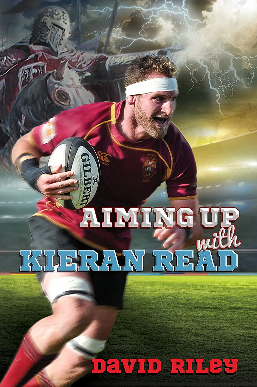 列車あいまい非常にAiming Up with Kieran Read (Reading Warriors) (English Edition)