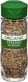 McCormick Gourmet, Italian Seasoning, 0.55 oz