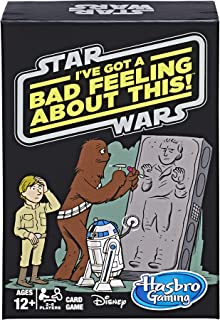 Hasbro Gaming Star Wars: I've Got a Bad Feeling About This!