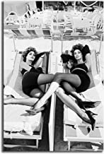Poster #02 Linda Evangelista 90s Model Pin Up Erotic Poster 40x60 inch More Sizes Available