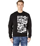 DSQUARED2 - Disco Punk Sweatshirt