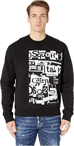 Disco Punk Sweatshirt