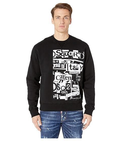 DSQUARED2 Disco Punk Sweatshirt