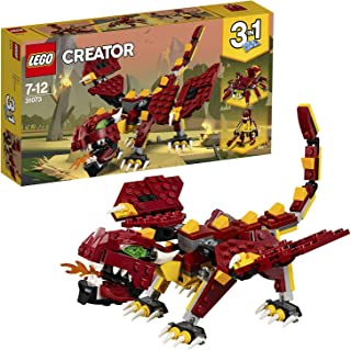 LEGO Creator - Criaturas Míticas, Juguete de Construcción