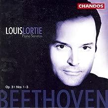 Beethoven: Piano Sonatas Nos. 16-18, Op. 31