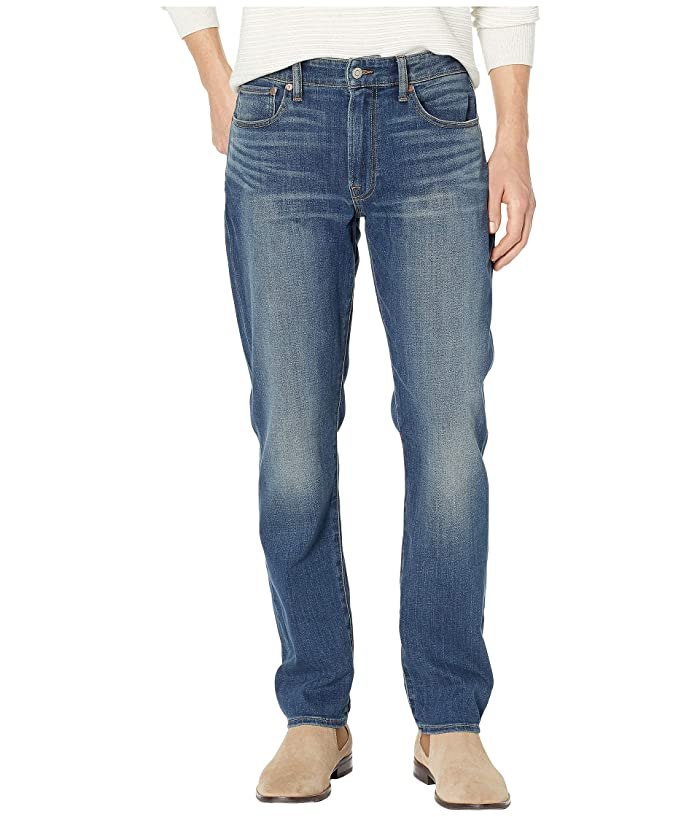 Lucky Brand  121 Heritage Slim Jeans in Dearborn (Dearborn) Mens Jeans