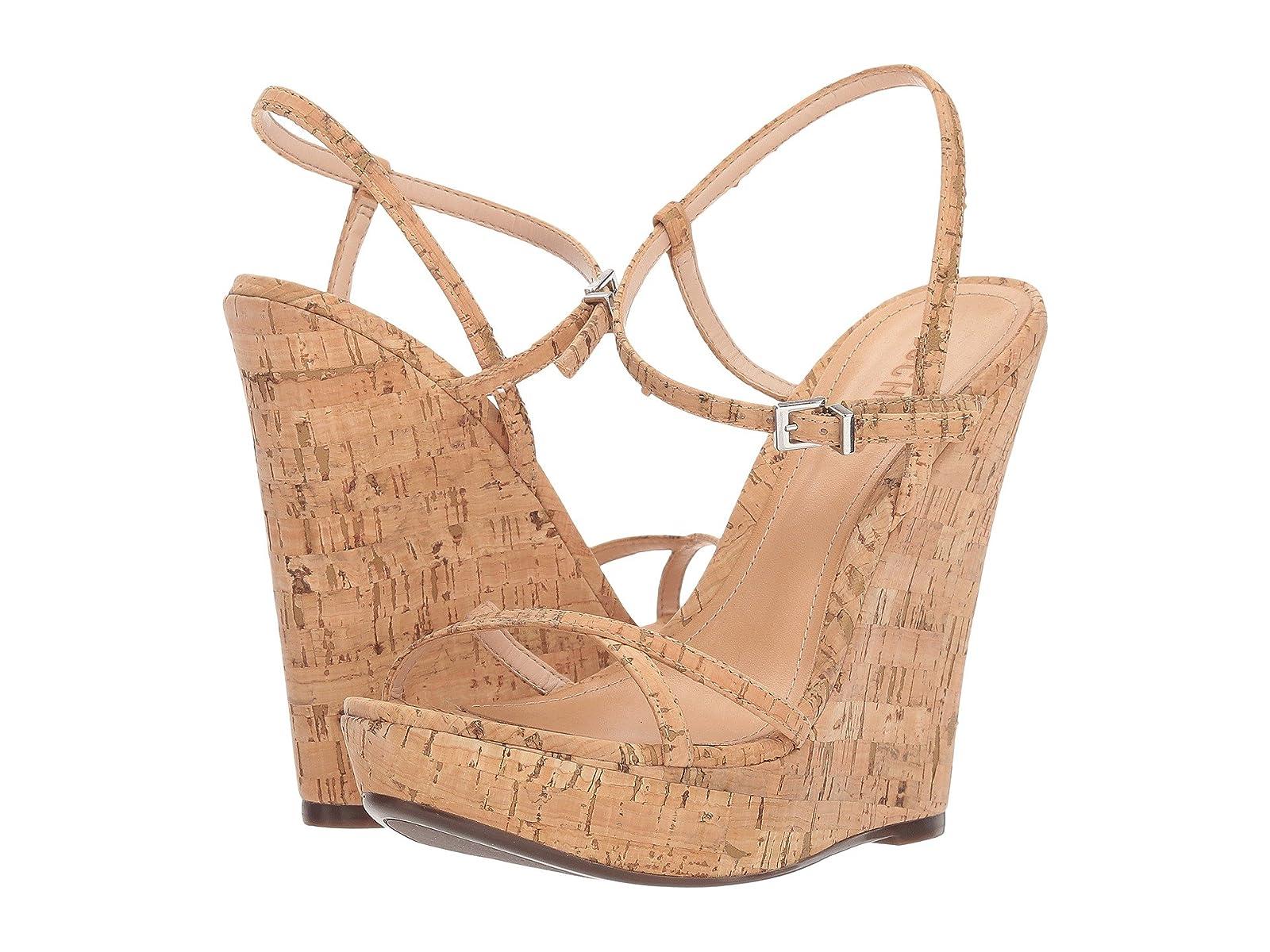 Schutz Auria Wedge SandalAtmospheric grades have affordable shoes