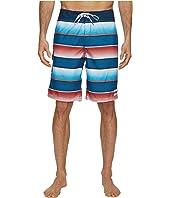 Billabong - All Day Originals Stripe Boardshorts