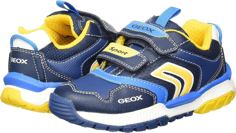 Geox Boys J Tuono Sneaker