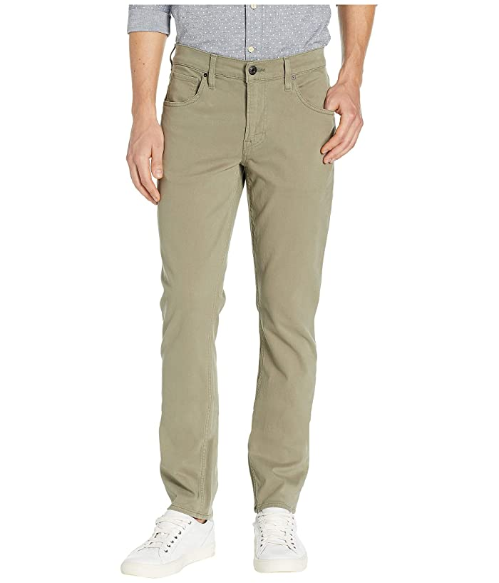 Hudson Boys Slim Straight Twill Pants