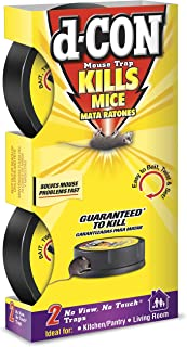 Best d-con no view no touch covered mouse trap Reviews