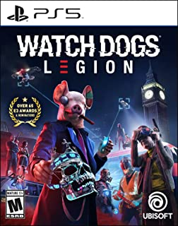 Watch Dogs Legion - PS5 - Standard Edition - PlayStation 5