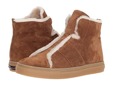 462136b113f Kennel   Schmenger Basket High Suede and Fleece Sneaker at Zappos.com